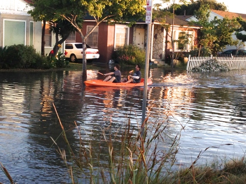 Culver City Flood